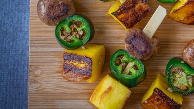 Van spiesjes tot nacho's: origineel gourmetten tijdens de feestdagen
