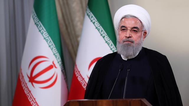 Rohani wil 'garanties' van Europa voor atoomdeal