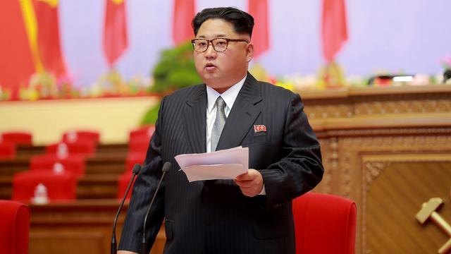 Noord-Korea beschuldigt VS van moordpoging op leider Kim Jong-un