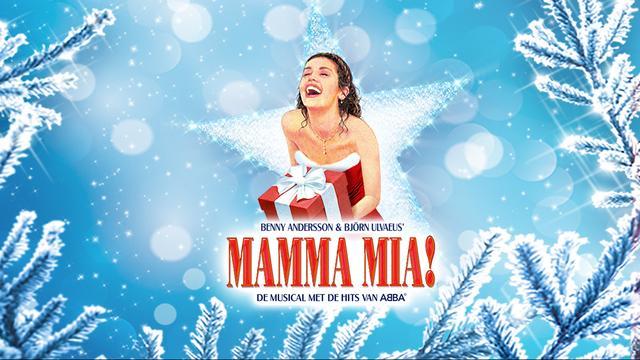 Bestel tickets voor de musical MAMMA MIA! vanaf 27 euro