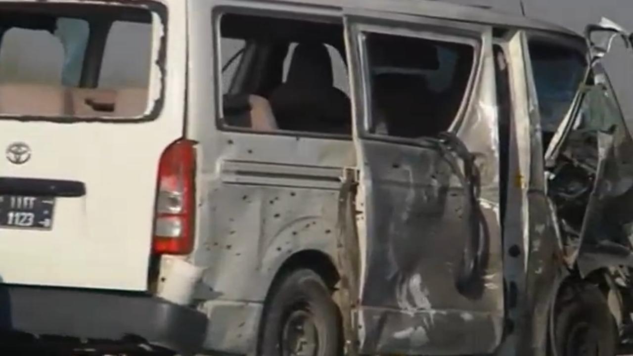 Meerdere doden bij aanslag Afghaanse hoofdstad Kabul