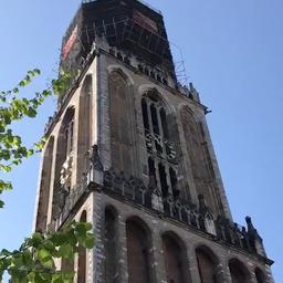 Domtoren Utrecht speelt eerbetoon aan Avicii