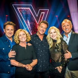 Angela Groothuizen presenteert The Voice Senior-concert