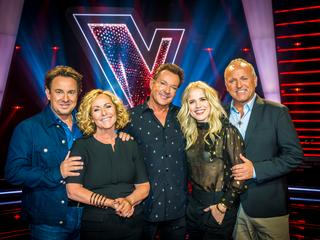 Cijfers lager dan eerste afleveringen The Voice of Holland en The Voice Kids