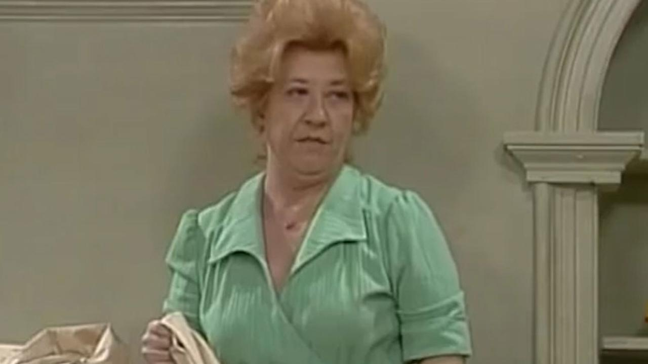 Charlotte Rae in Facts of Life