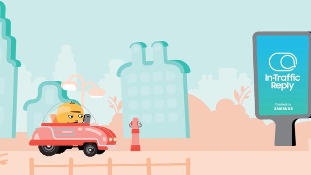 Samsung-app beantwoordt tijdens rijden automatisch berichten