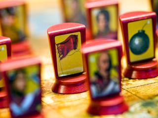 Bij onder meer Grand Café Lebowski, De Branding en Café Tilt kunt u terecht voor bordspelletjes