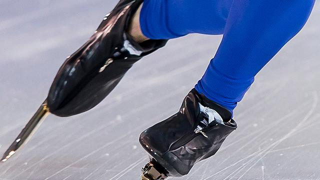Serious Skating bij kunstijsbaan in Breda