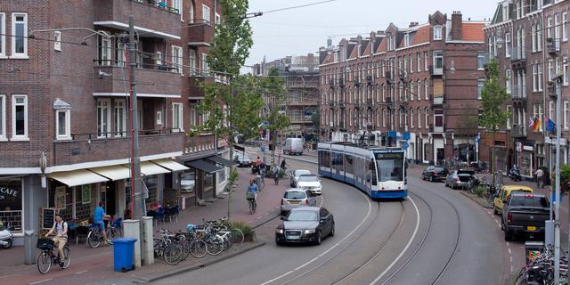 Amsterdam zou als eerste stad met maximum van 30 km/u willen beginnen