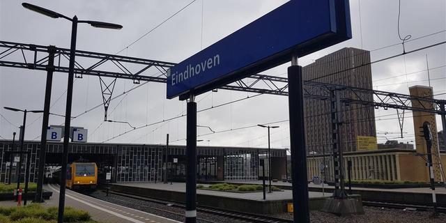 Geen treinen van en naar Eindhoven Centraal door sein- en wisselstoring
