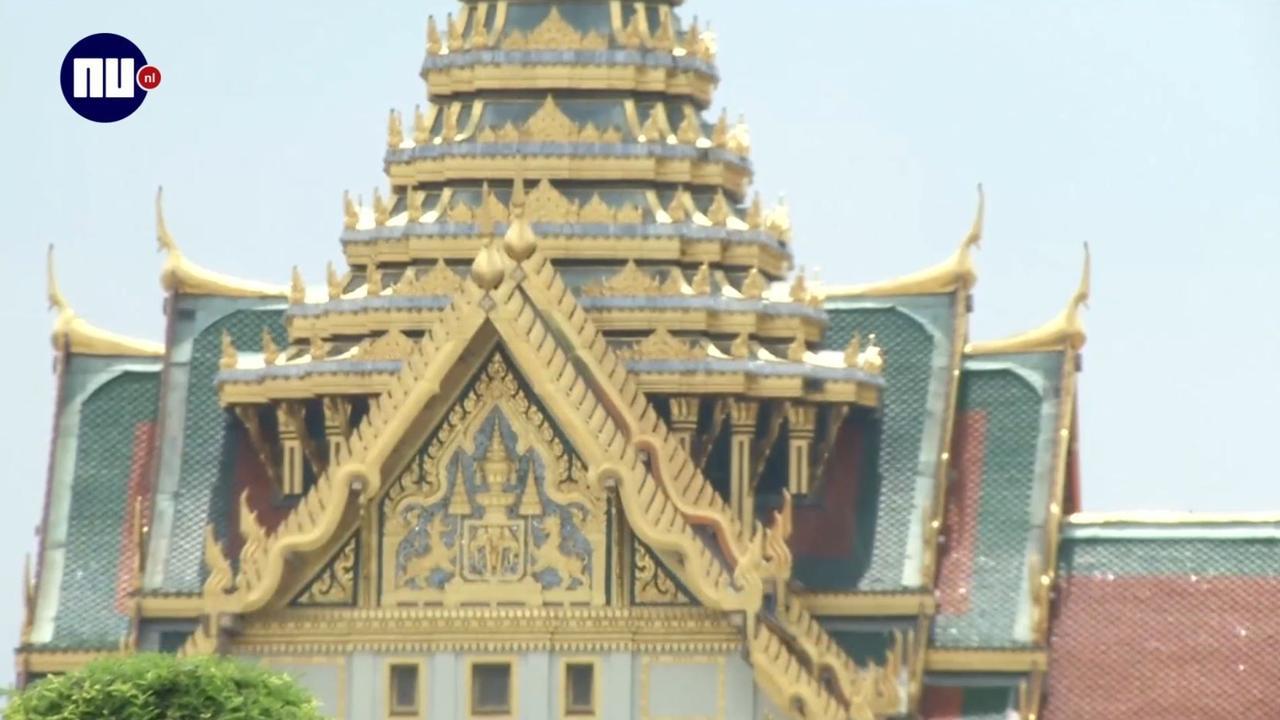 Tijdelijke opvolger Thaise koning is 96-jarige Prem Tinsulanonda