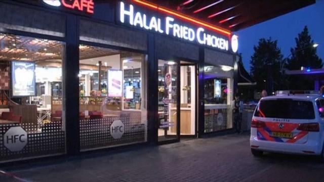 Halal Fried Chicken in West blijft dicht vanwege gevaar voor buurt
