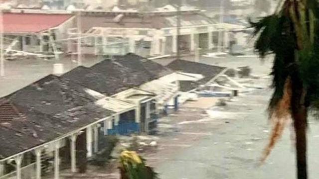 Livestream: Laatste ontwikkelingen en beelden orkaan Irma (gesloten)