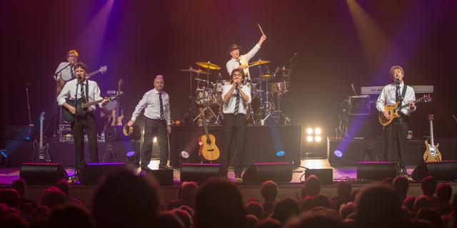 Concert The Hollies - Amsterdam
