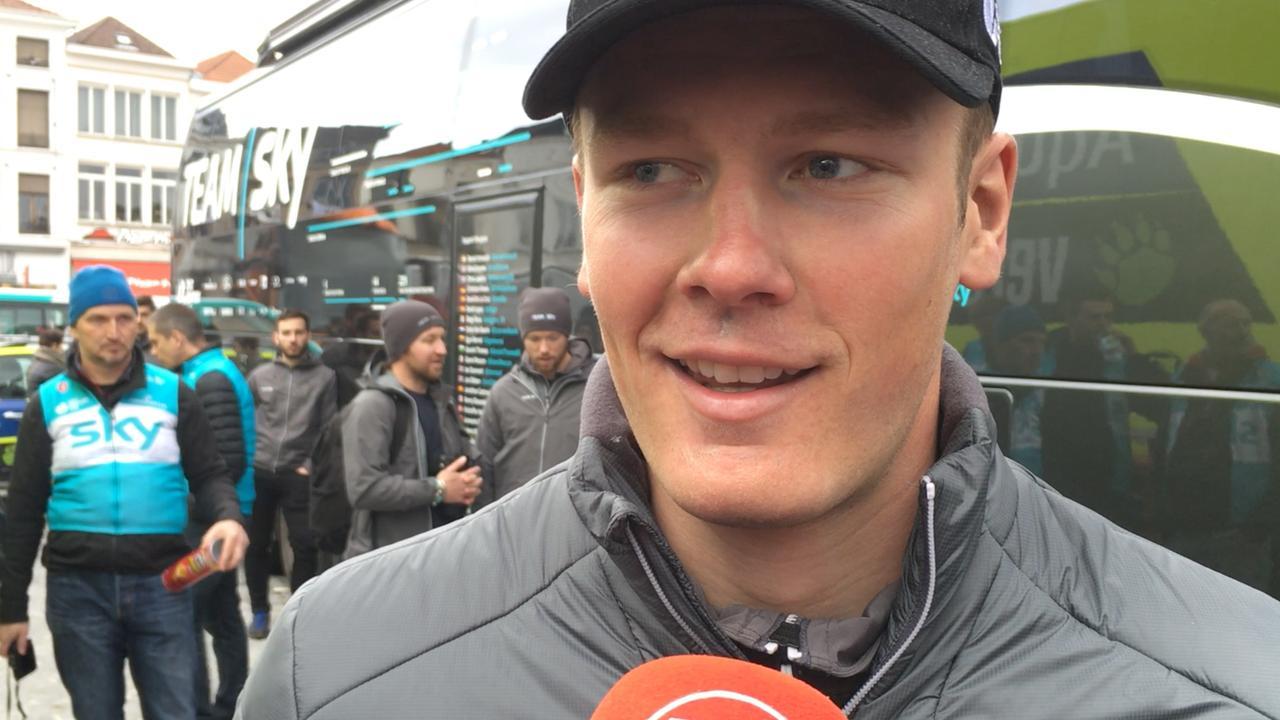 Van Baarle: 'Vrij indrukwekkend hoe hard Terpstra langs me ging'