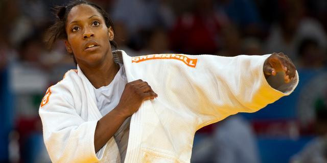 Judoka Van Emden wint brons op prestigieus Grand Slam in Parijs