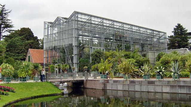 Entree en Wintertuin in Hortus Botanicus krijgen nieuw uiterlijk