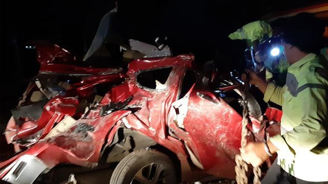 Ruziënde passagier veroorzaakt busongeluk met twaalf doden op Java