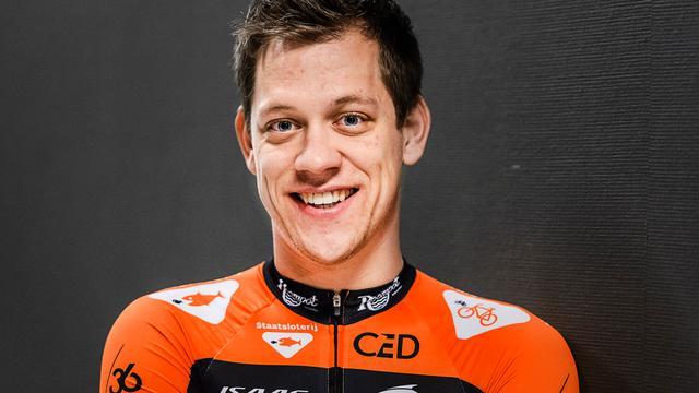 Wesley Kreder klopt medevluchters in tweede rit Ster ZLM Toer