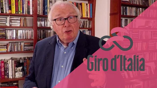 Mart bespreekt de Giro: 'Chaves spartelde de hele etappe'