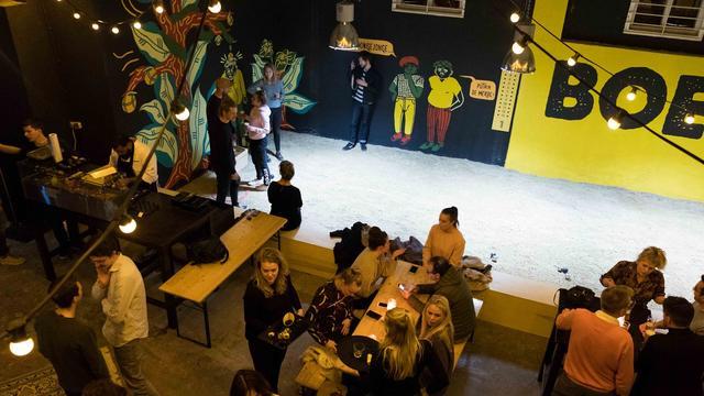 Groninger jeu-de-boulesbar BOEL opent zijn deuren