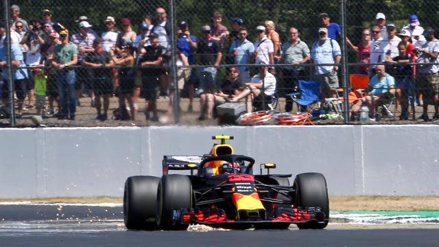 Reacties na vijfde tijd Verstappen en pole Hamilton op Silverstone