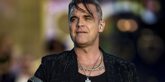 Biopic over Britse zanger Robbie Williams in de maak