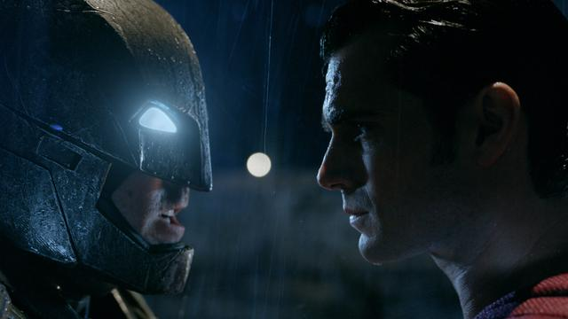 Sobere première Batman V Superman: Dawn of Justice in Londen