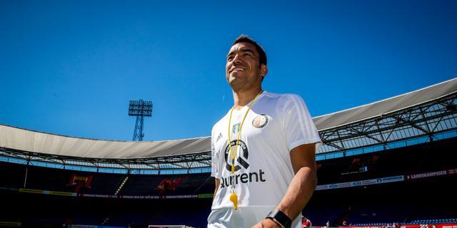 Van Bronckhorst geniet van rust op transfergebied bij Feyenoord