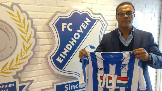 FC Eindhoven stelt oud-verdediger Nascimento aan als trainer