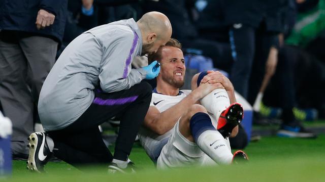 Tottenham-spits Kane zegt fit te zijn voor Champions League-finale