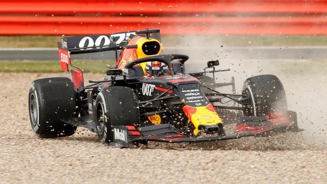 Verstappen accepteert excuses Vettel en baalt van mislopen podium