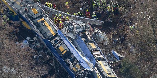 Verkeersleider treinongeluk Duitsland erkent fouten te hebben gemaakt