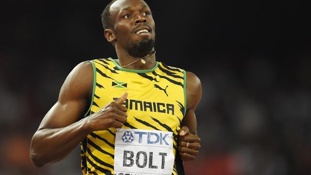 Bolt loopt drie wedstrijden voor Spelen in Rio de Janeiro