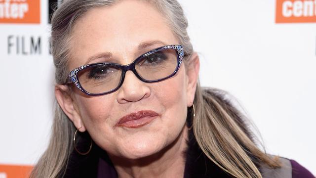 Star Wars-actrice Carrie Fisher (60) overleden