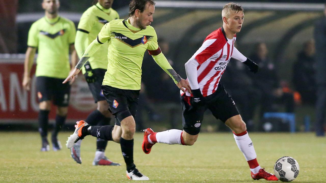 Samenvatting Jong PSV - Telstar 6-0