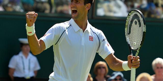 Irritatie bij Djokovic na vragen over 'coaching' van Becker