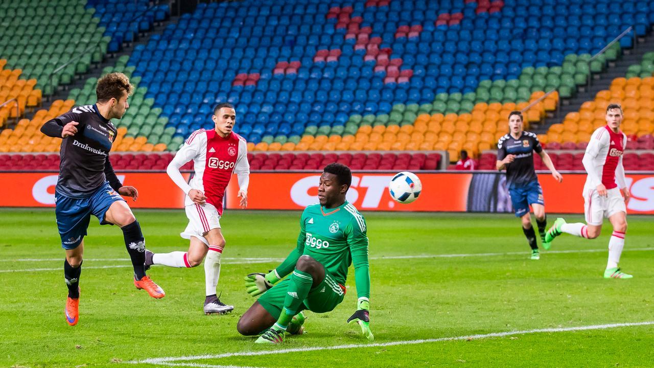 Bekijk de samenvatting van Jong Ajax-Go Ahead Eagles