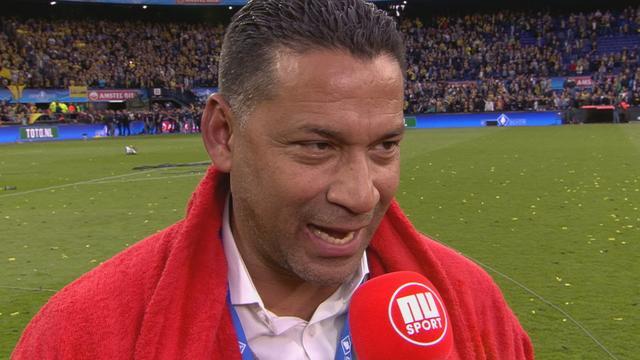 Fraser: 'Het was in de tweede helft logisch dat wij scoorden'