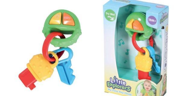 Winkelketen Van Cranenbroek roept speelgoedsleutel terug