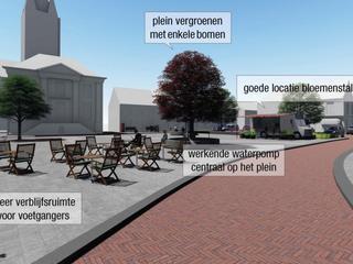 Nieuw ontwerp wordt voor het eind van de maand gepresenteerd aan de raad