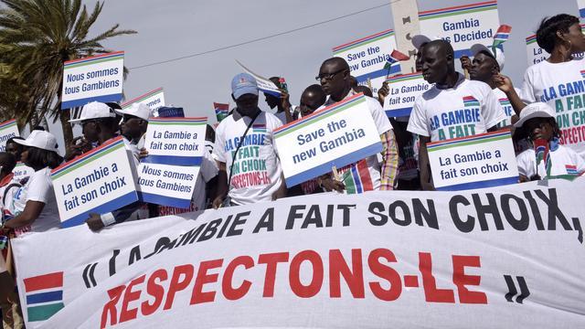 Voorzitter verkiezingscommissie Gambia vlucht na bedreigingen