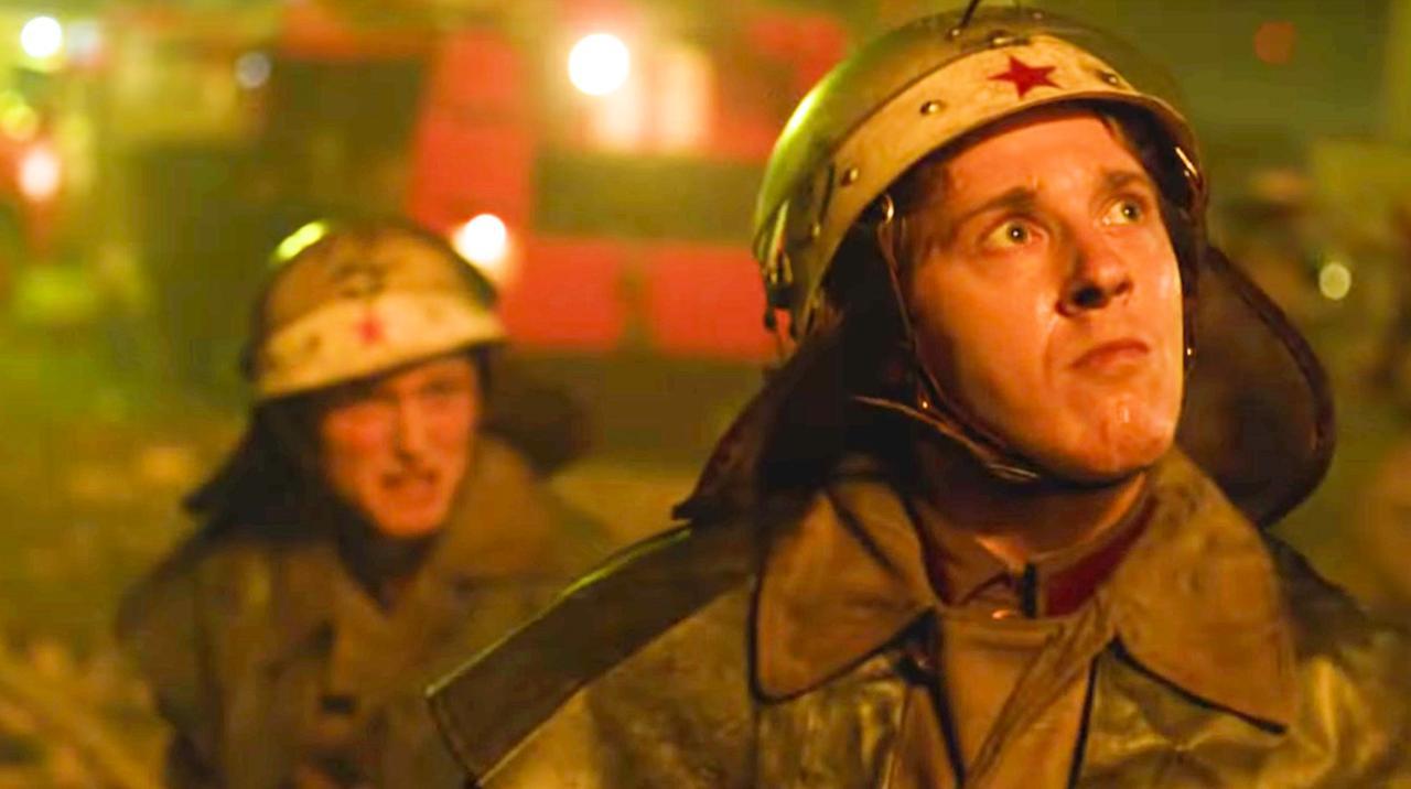 Omvang van kernramp wordt duidelijk in trailer van miniserie 'Chernobyl'