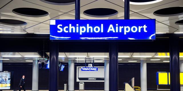 Schiphol: 'Amsterdamse Noord/Zuidlijn wordt doorgetrokken naar vliegveld'