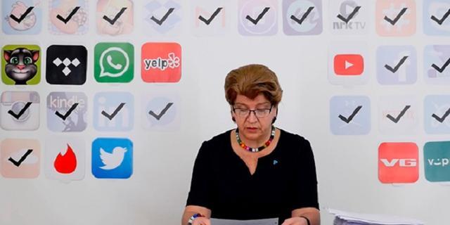 Marathon oplezen gebruikersvoorwaarden apps duurt bijna 32 uur