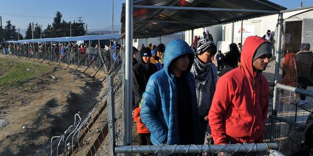 Europa bekritiseert grenscontroles door Griekenland