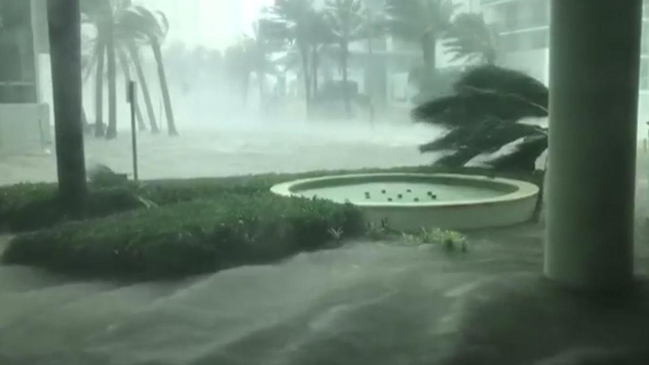 Overzicht: Orkaan Irma zorgt voor veel wateroverlast in Florida
