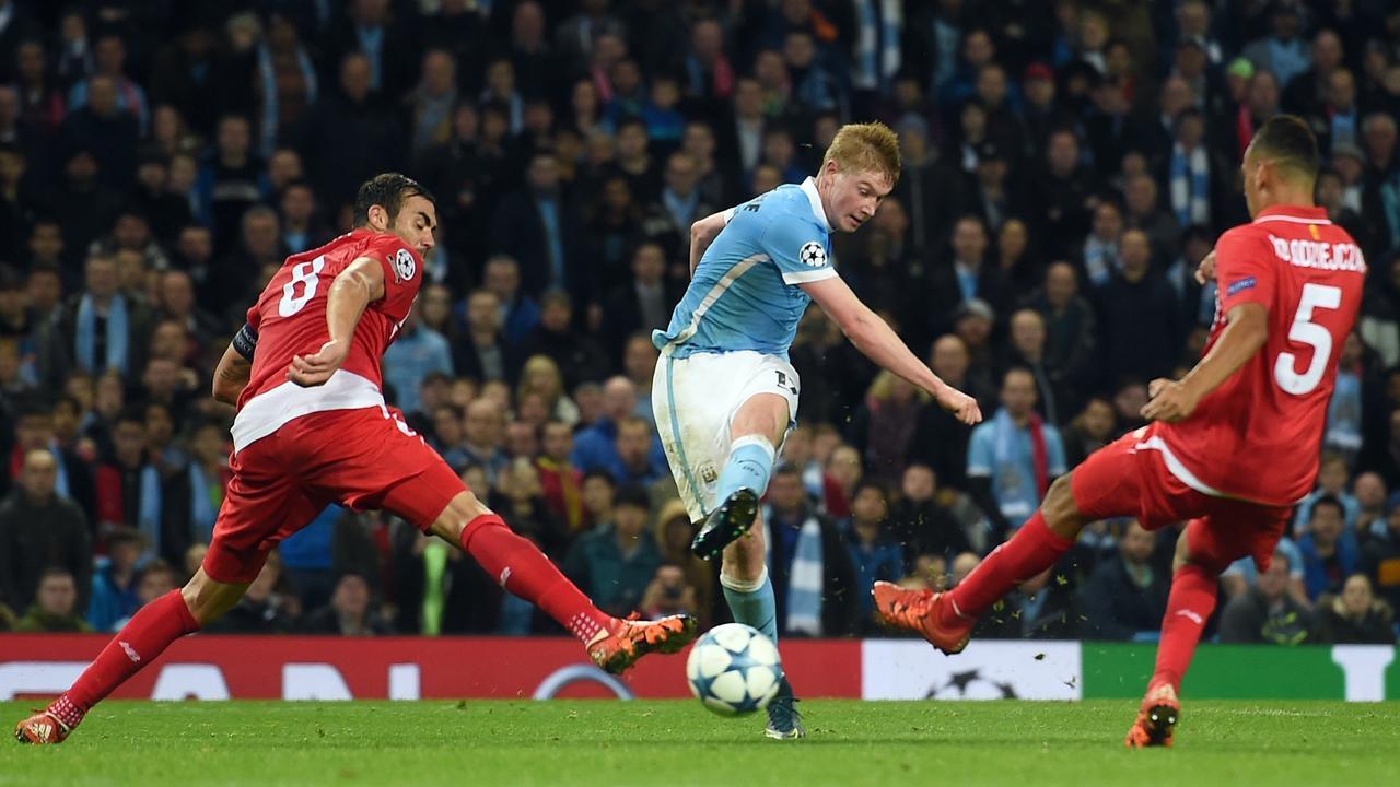 Manchester City-Sevilla (2-1)