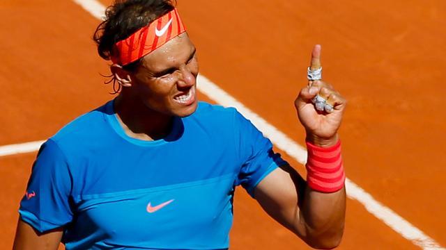 Kvitova oppermachtig in eindstrijd Madrid, Nadal en Murray naar finale