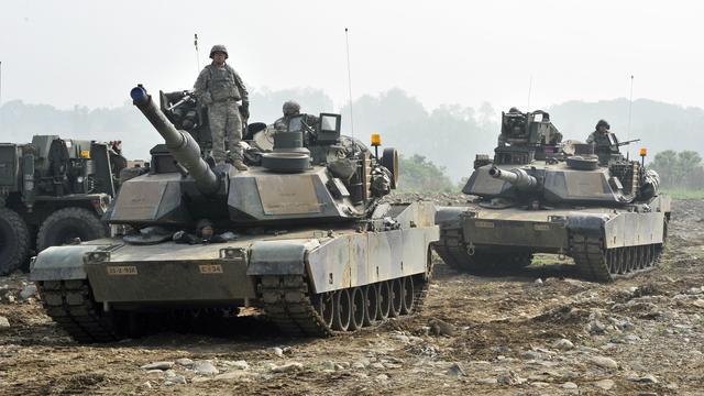 VS en Zuid-Korea beginnen gezamenlijke militaire oefening